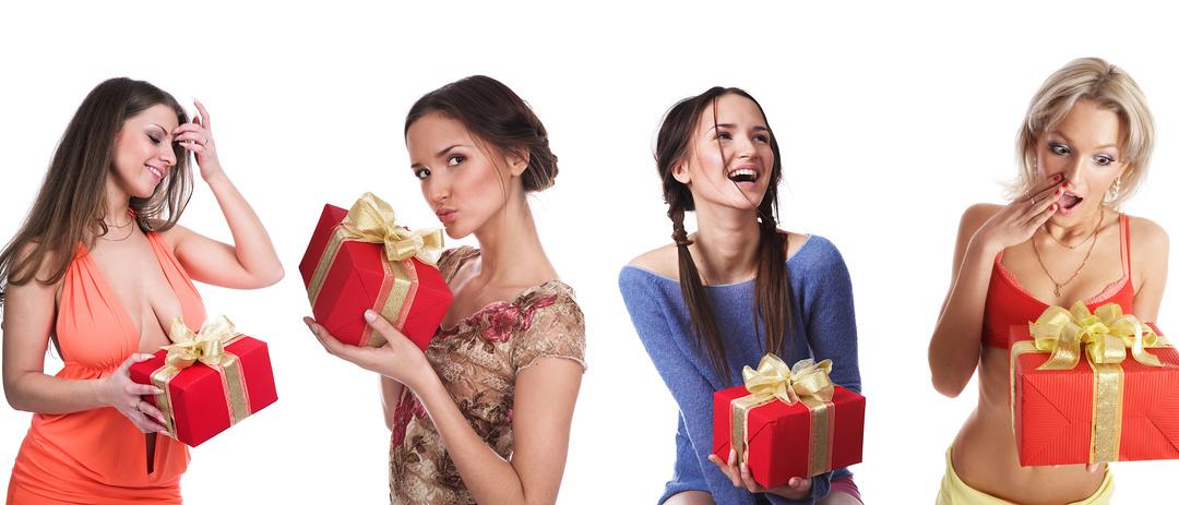 Что подарить девушки если она не любит подарков