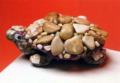 Поделки своими руками из камней фото