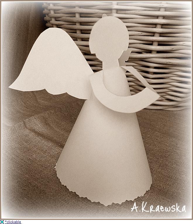 Поделки ангела своими руками