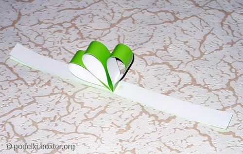 Урок технологии 3/11Снежинка из полосок технология поделки Новый год мастер класс