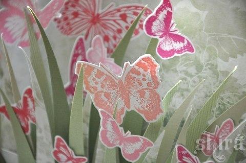 Урок технологии Открытка с бабочками технология поделки мастер класс