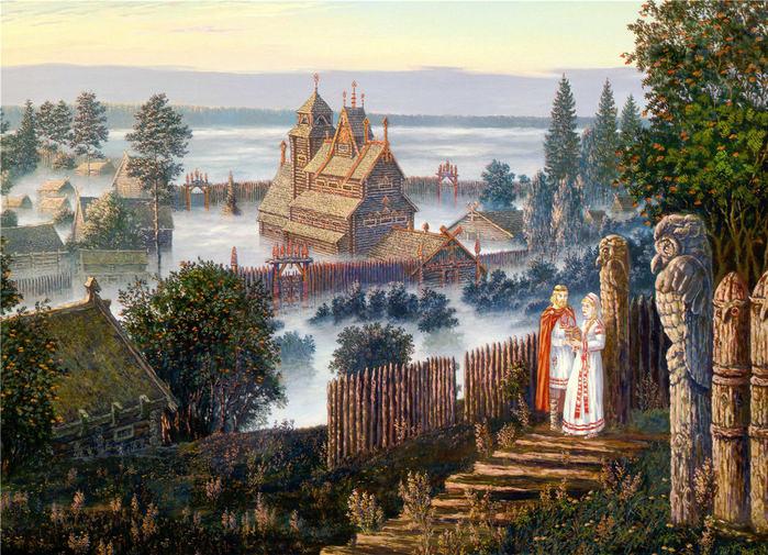 Интересно… факты о Древней Руси   Класс39