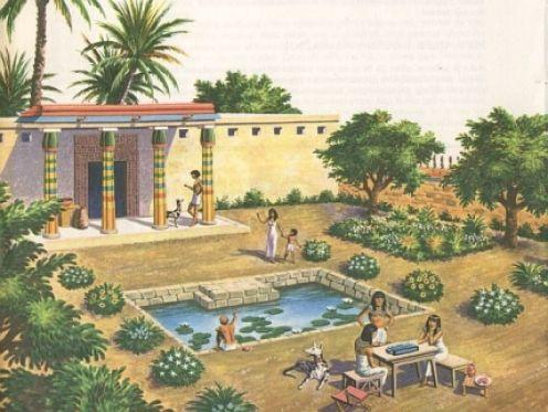 конспект уроков история древнего мира египет