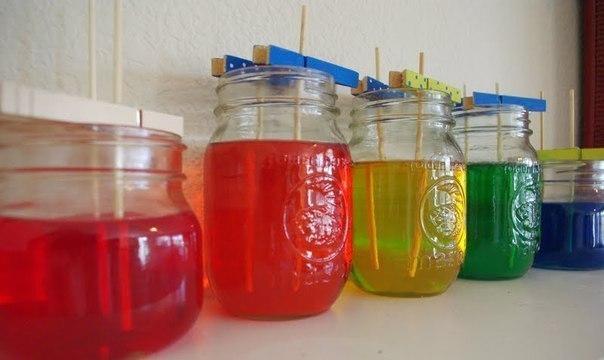 Что делать с водой и с сахаром