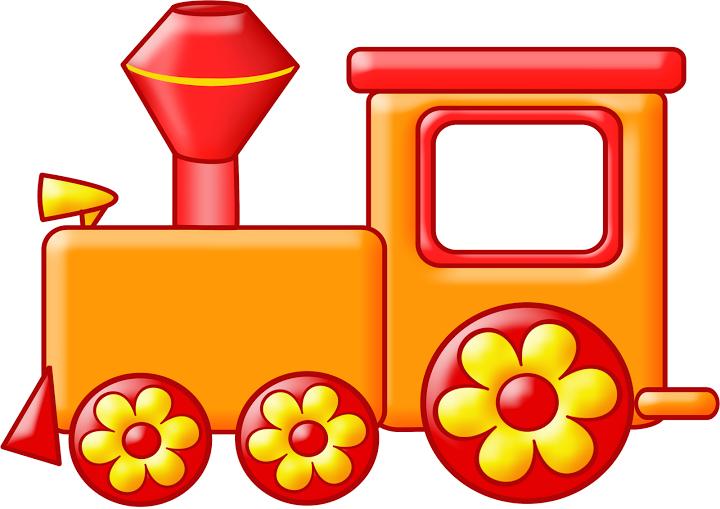 картинки вагончики детские