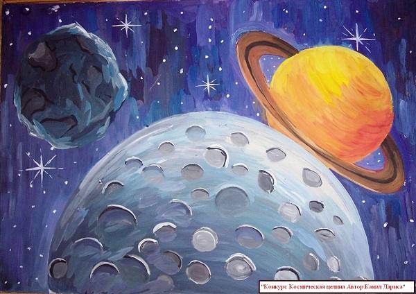 Новый год детские рисунки выставка